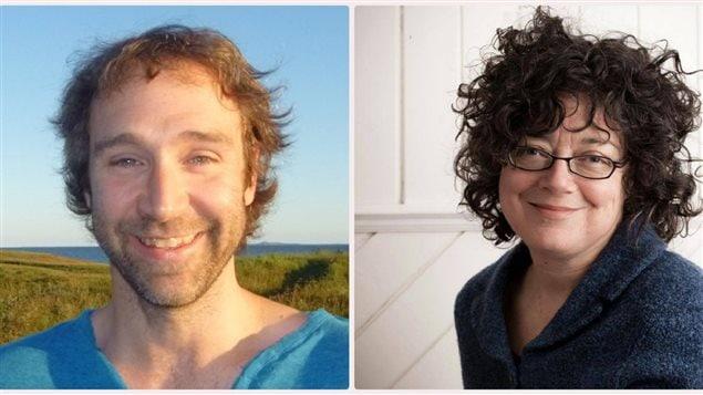 Les auteurs Jocelyn Boisvert et Suzanne Richard
