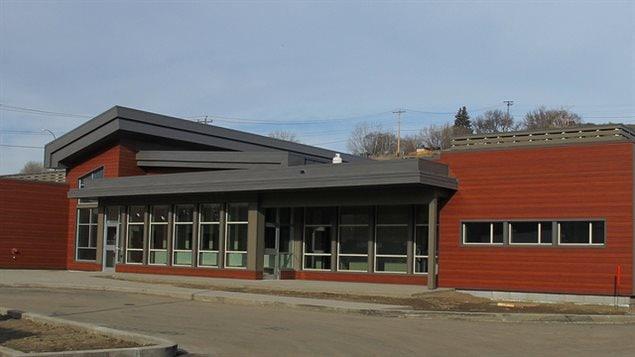 Le centre de désintoxication de Medecine Hat, un des 18 nouveaux centres de traitement des dépendances qui ouvriront en Alberta.