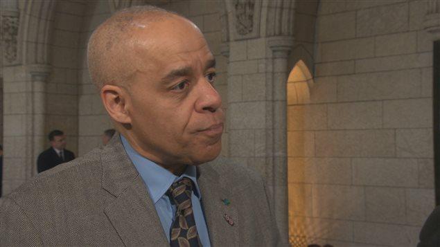 Larry Rousseau de l'AFPC se dit encouragé par le budget fédéral.