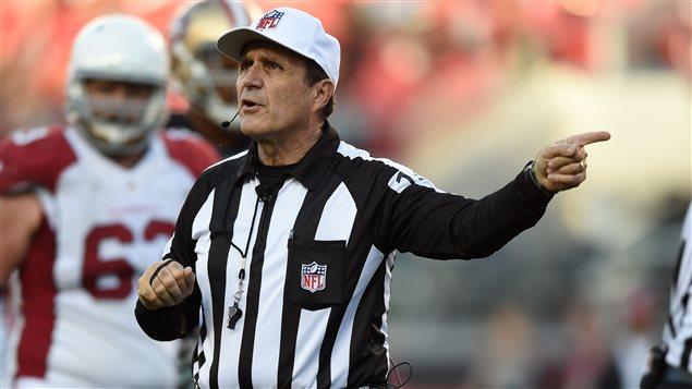 Peter Morelli, arbitre de la NFL