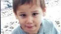 Chase Martens, 2 ans, a disparu mardi près d'Austin, un village entre Brandon et Portage-la-Prairie, à 120 km à l'ouest de Winnipeg.