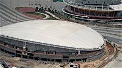 Retard dans la construction du vélodrome de Rio