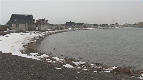 La Grave, berceau des Îles-de-la-Madeleine, Havre-Aubert