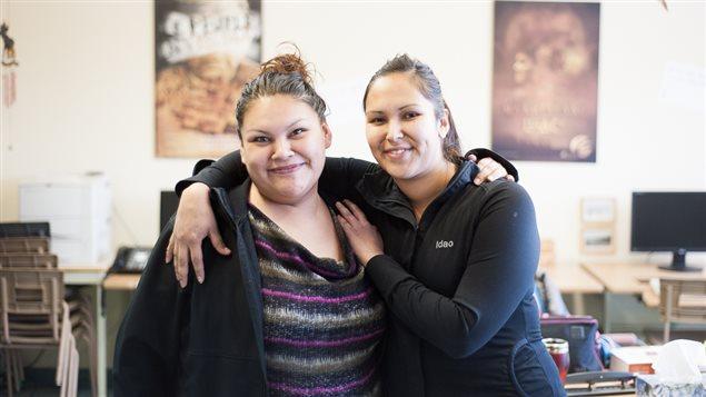 Le Cégep de l'Abitibi-Témiscamingue développe un projet sur les saines habitudes de vie pour ses étudiants autochtones.
