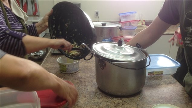 La population est invitée à participer à une activité de cuisine collective à Val-d'Or