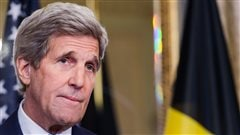 «Je suis Bruxellois» - John Kerry