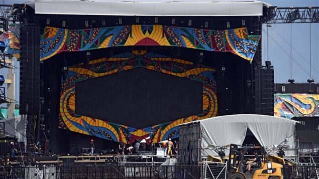 Tout est prêt pour le concert des Rolling Stones à Cuba vendredi