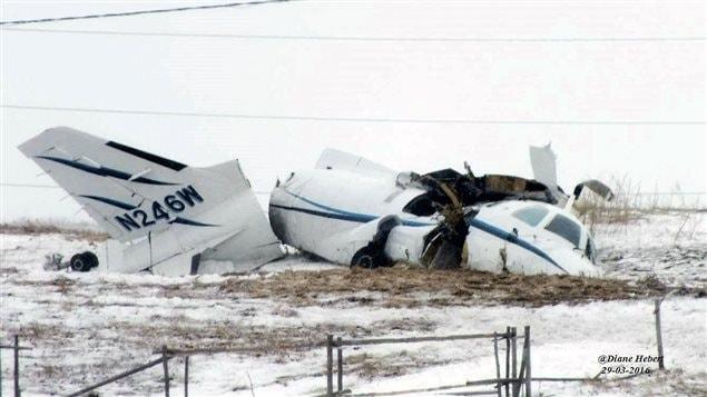 Sept personnes, dont le chroniqueur et ex-politicien Jean Lapierre, sont mortes dans cet accident survenu en fin de matinée, mardi aux Îles-de-la-Madeleine.