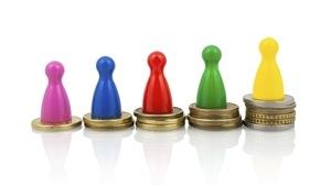 La hausse du salaire minimum est vue comme un moyen de réduire les inégalités sociales.