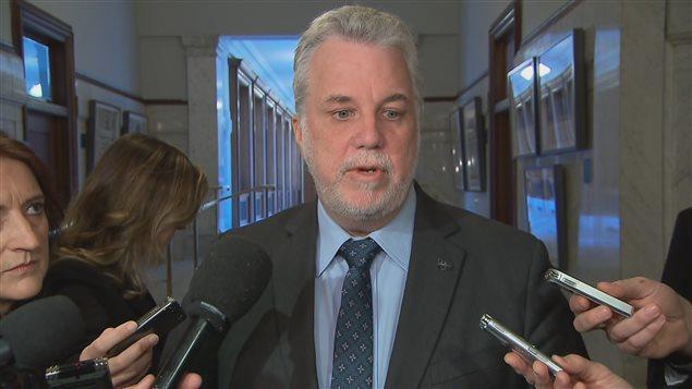 Le premier ministre a réagi à la mort brutale de l'ex-ministre Jean Lapierre et de plusieurs membres de sa famille