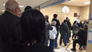 Plus de 24000 Saskatchewanais ont voté par anticipation en un jour