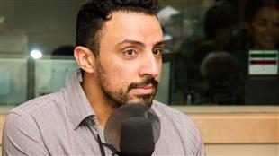 L'écrivain et traducteur Dimitri Nasrallah
