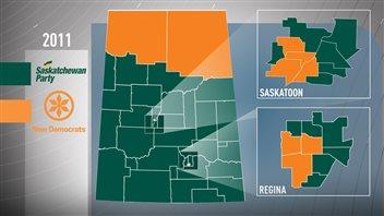 Élections Saskatchewan : cinq circonscriptions du nord à surveiller
