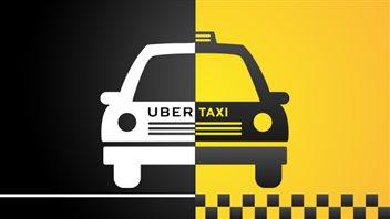 Deux taxis, deux applications et deux expériences différentes