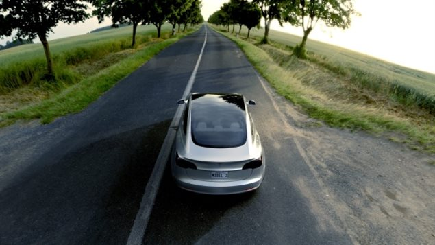 Tesla passe au radar