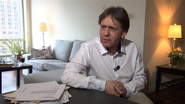 Gilles Carruel, médecin
