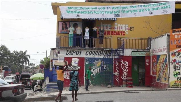 Haïti au quotidien