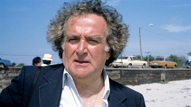 Marcel Dubé en 1982
