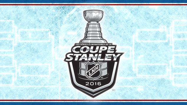 Les séries de la Coupe Stanley 2016