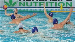 Les Canadiens ratent leur qualification pour Rio en water-polo