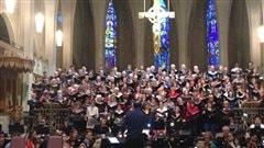 Concert-bénéfice à la cathédrale Saint-Michel : les musiciens sont prêts