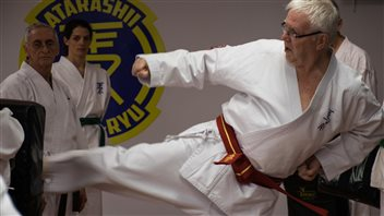 Parkinson : enfiler un kimono pour combattre la maladie