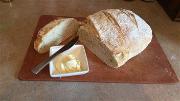 Vos meilleures recettes franco-manitobaines : la miche campagnarde