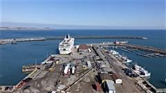 La décontamination débute au port de Cap-aux-Meules