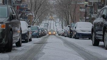 Changements climatiques : qu'adviendra-t-il des hivers montréalais?