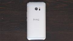 Aperçu du HTC 10