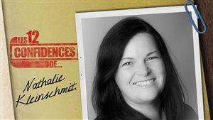 Les 12 confidences deNathalie Kleinschmit