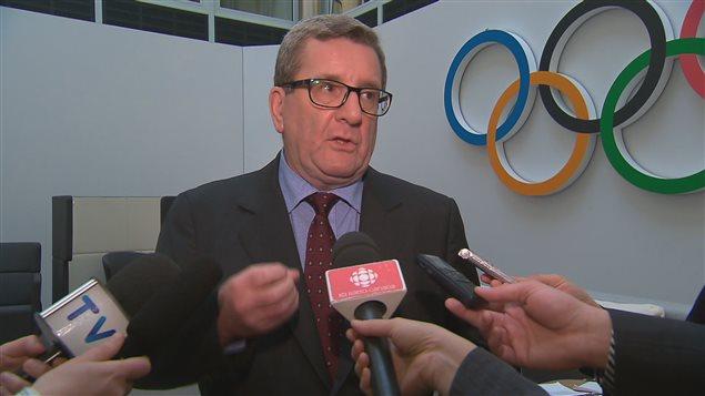 Labeaume suggère le canot à glace comme sport de démonstration