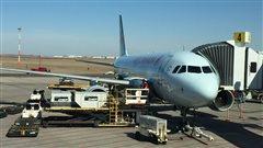 Plainte d'une Fransaskoise contre Air Canada