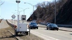 Mise en service de 15nouveaux radars photo au Québec