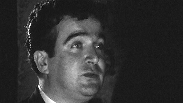 Marcel Dubé en 1957