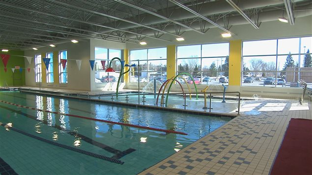 La nouvelle piscine du centre mario tremblay inaugur e for Centre du plateau piscine