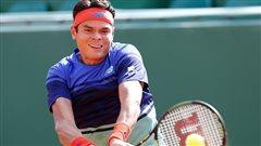 Raonic passe au troisième tour à Madrid, tout comme Nadal