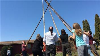 Des professeurs de l'Université de Windsor apprennent le droit autochtone