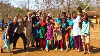 Les Girard transformés par leur séjour en Inde