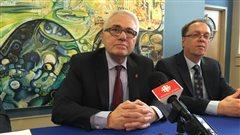 L'Université de Moncton a payé 107000$ pour le déménagement du recteur Raymond Théberge