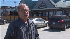 Fuite d'un réservoir à Sherbrooke : un commerçant veut être dédommagé