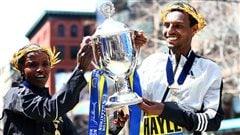 L'Éthiopie se couvre de lauriers au marathon de Boston