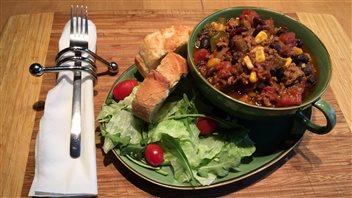 Vos meilleures recettes franco-manitobaines : le chili