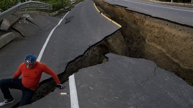Un séisme dévastateur en Équateur