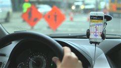 Améliorer la circulation grâce à l'application Waze et à Bluetooth