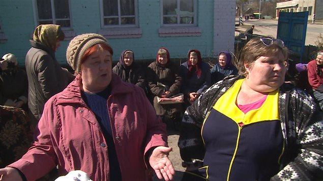 Russie femme