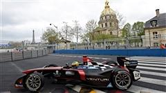 Di Grassi remporte la course de formule E de Paris