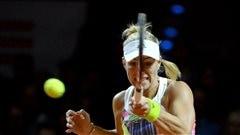 Kerber et Radwanska en 8emes de finale à Wuhan