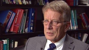Dr David Henry, scientifique principal à l'Institut de recherche en services de santé (IRSS) et professeur à l'Université de Toronto