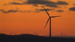 Le parc éolien Nicolas-Riou crée des espoirs en Gaspésie